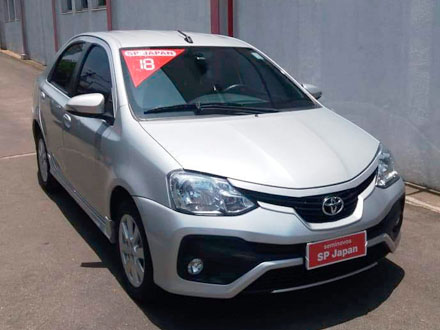 ETIOS SD XLS 1.5 AT