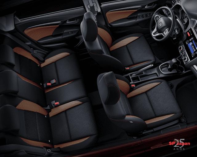 Os diferenciais de um carro Honda