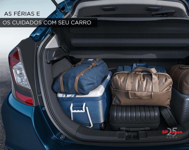 Férias à vista: cuidados com o carro durante o verão