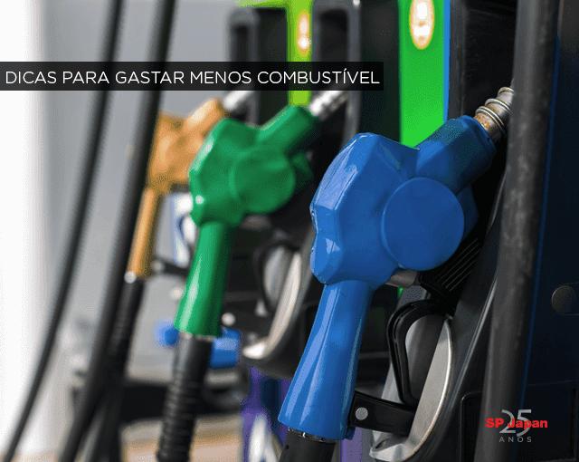 Dicas para gastar menos combustível