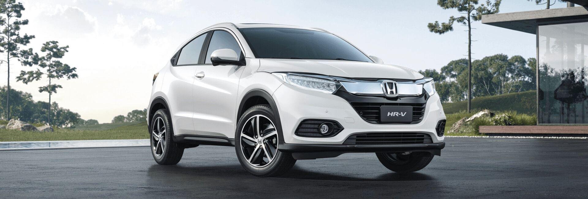 Novo Honda HR-V Touring 2020