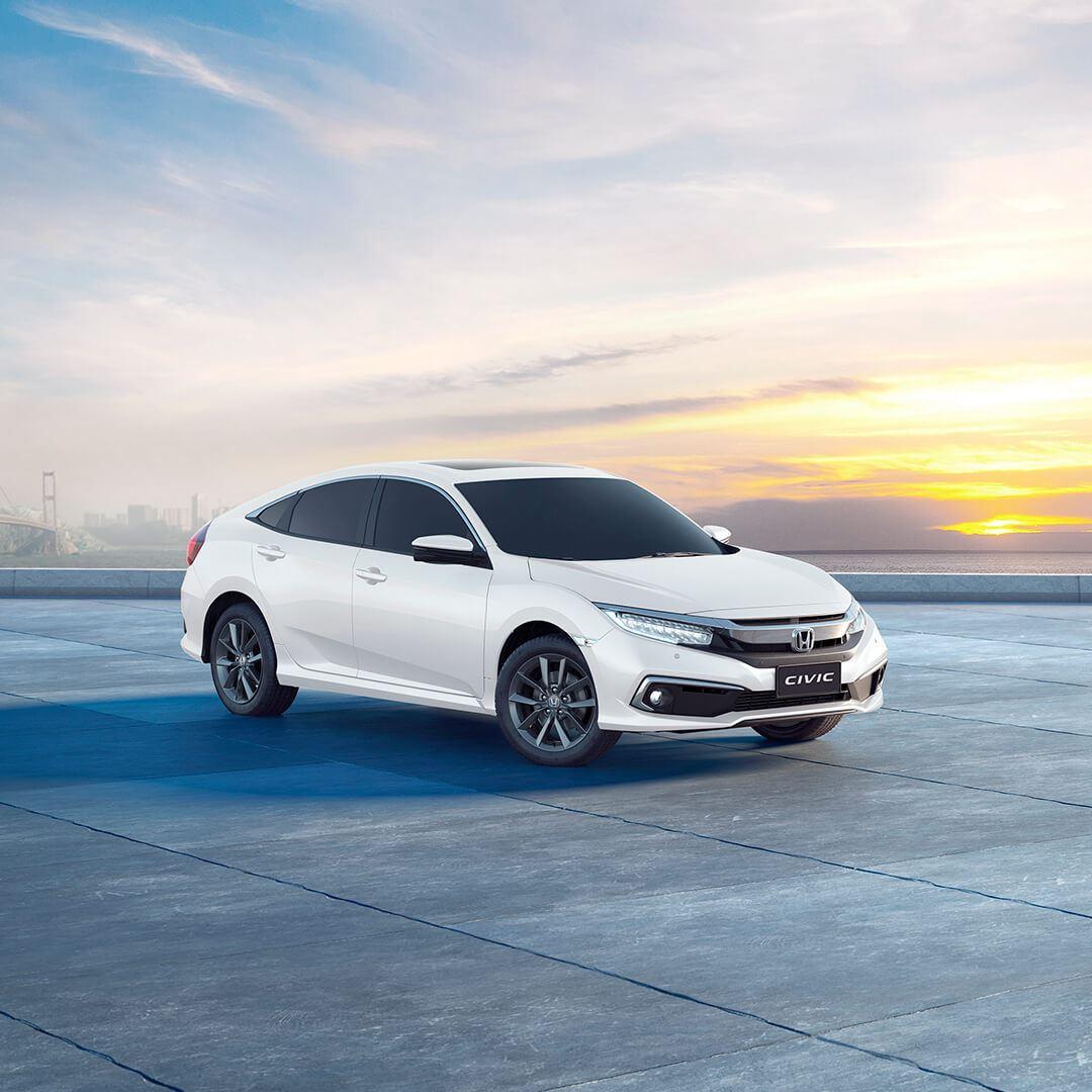 Novo Honda Civic 2020, carregado de novidades e com nova versão de entrada